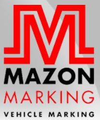 Mazon Vehicle Marking
